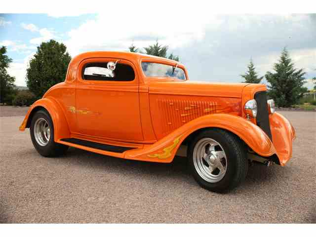 Picture of '34 Coupe - MB6G