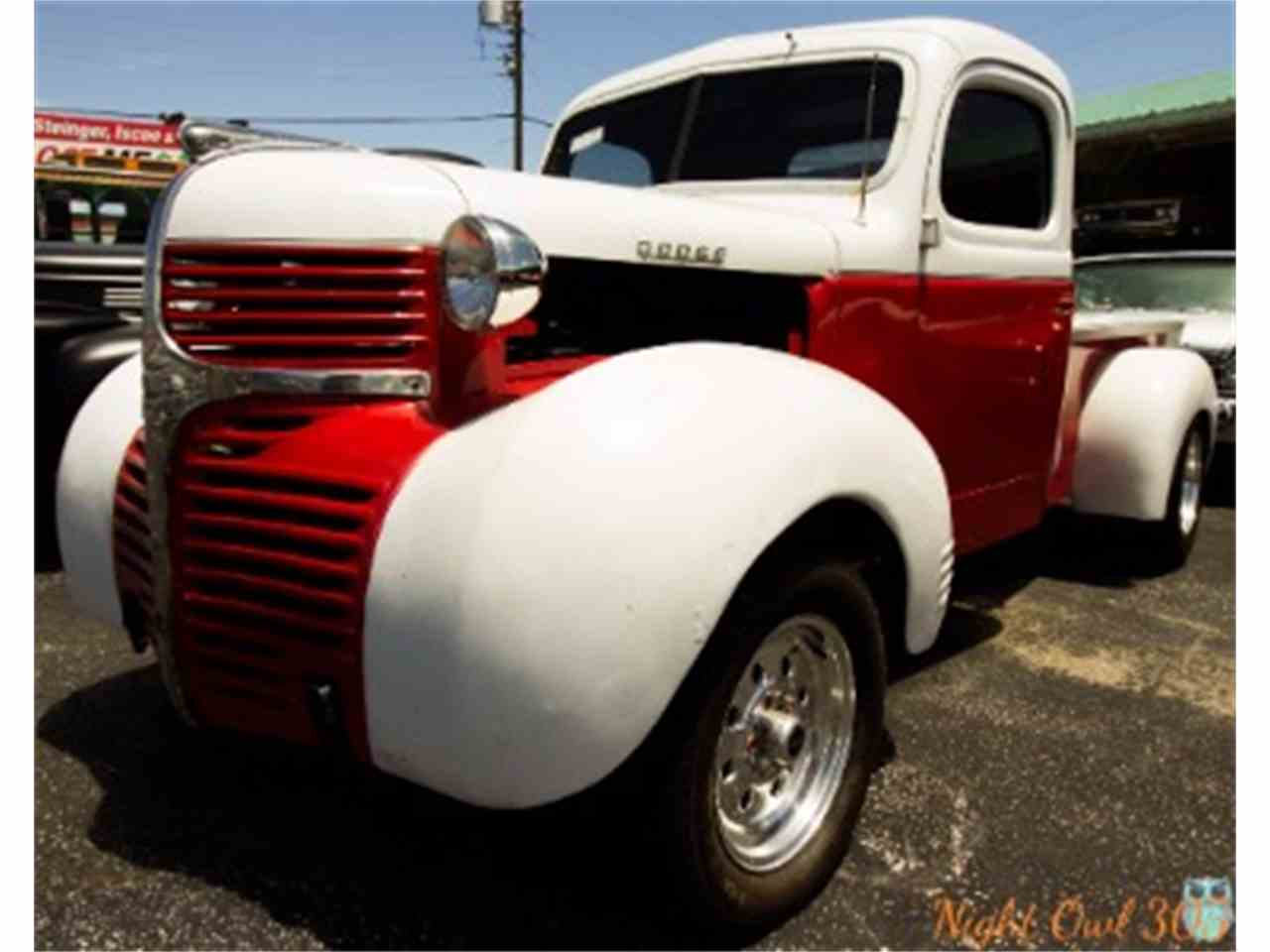1940 Dodge Pickup for Sale | ClicCars.com | CC-1049204