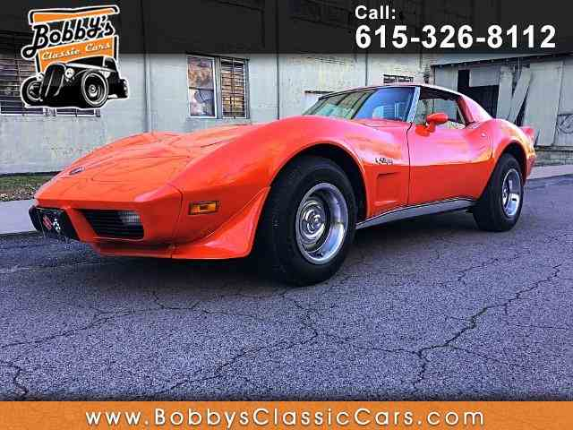 Picture of 1976 Chevrolet Corvette located in Tennessee - $10,900.00 - MHLK