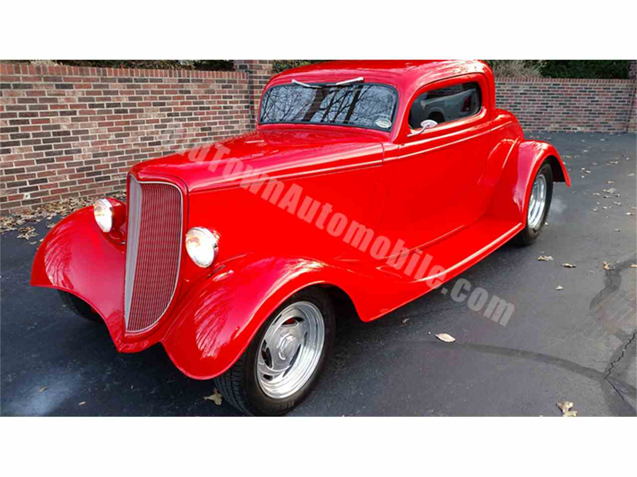 1933 Ford 3-Window Coupe for Sale   ClassicCars.com   CC-1049253