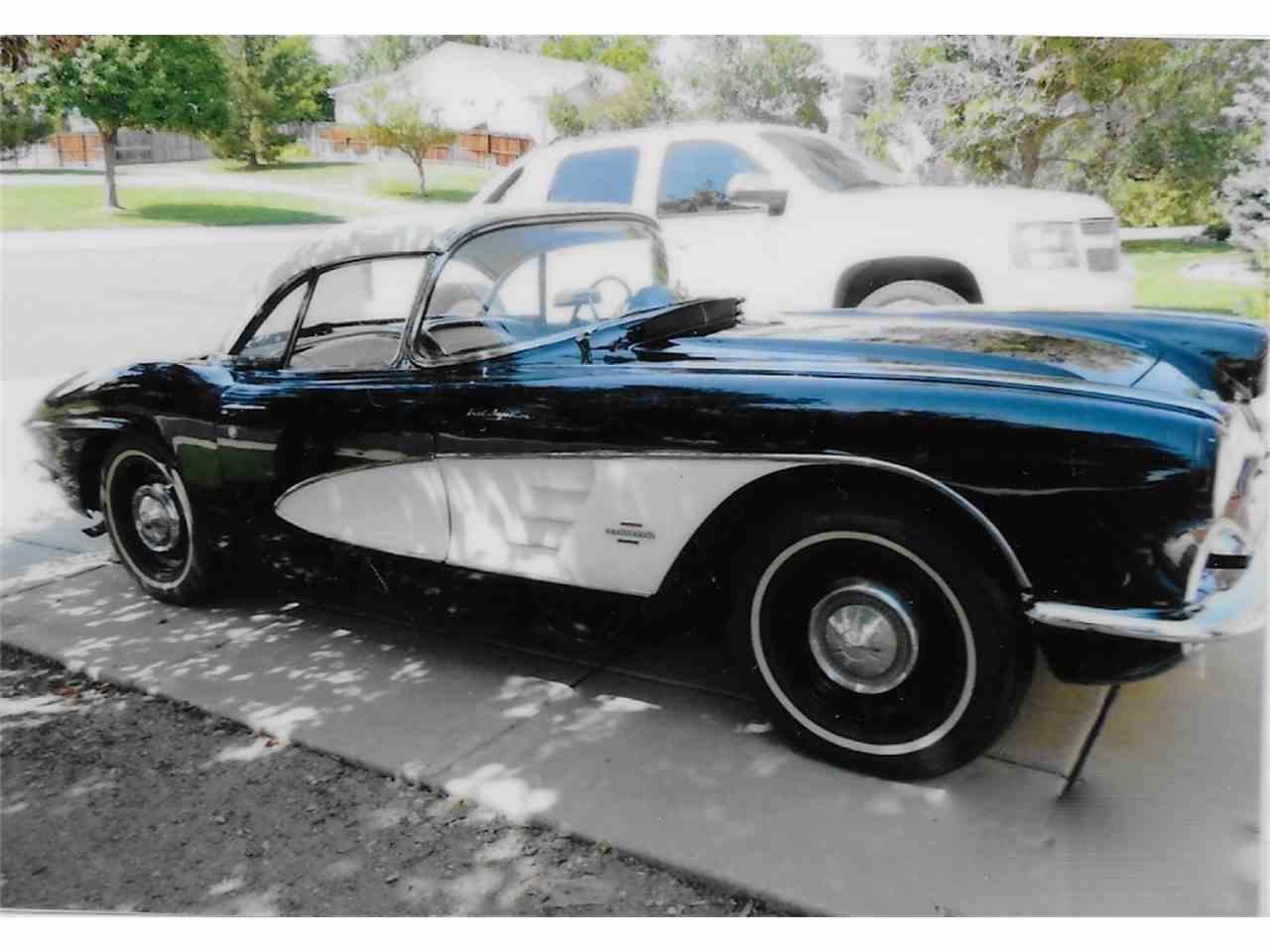 1961 Chevrolet Corvette for Sale | ClassicCars.com | CC-1049279
