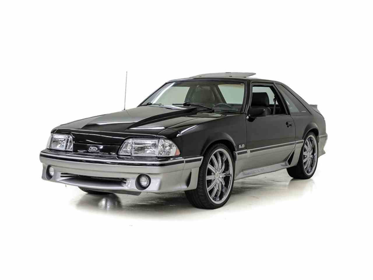 1990 ford mustang gt for sale cc 1049324. Black Bedroom Furniture Sets. Home Design Ideas