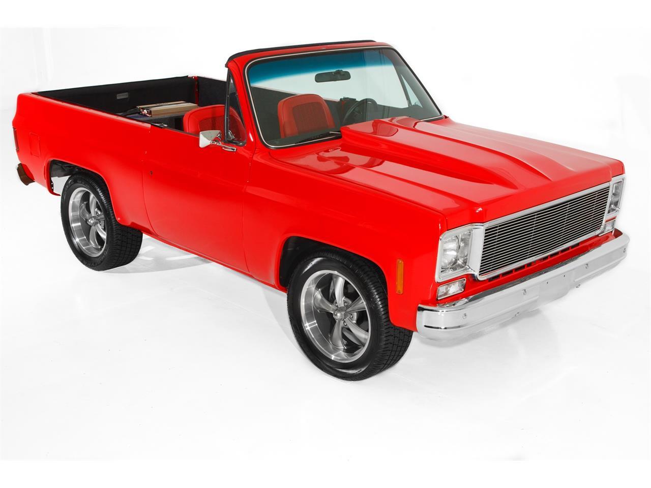 1975 Chevrolet Blazer for Sale | ClassicCars.com | CC-1049326