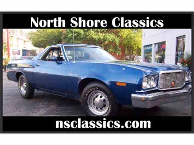 Picture of '75 Ford Ranchero - $8,998.00 Offered by  - MHO1
