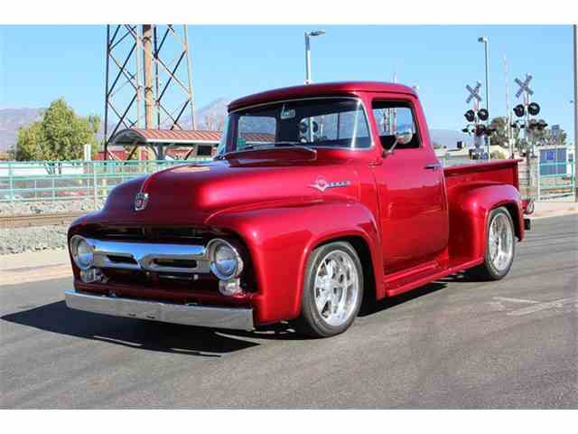Picture of 1956 Ford F100 Offered by  - MHO6