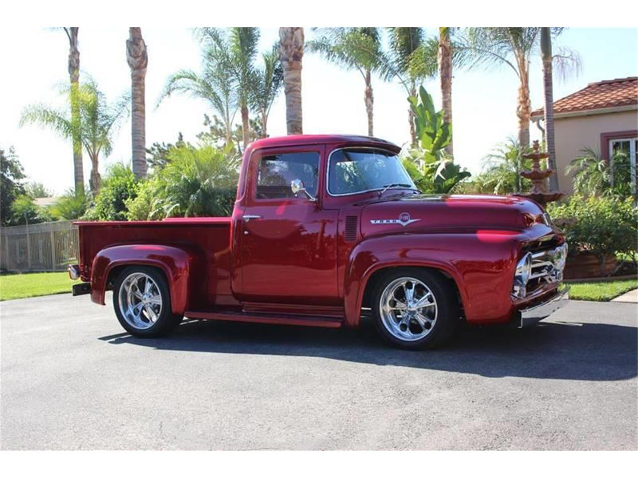 Large Picture of '56 F100 - MHO6