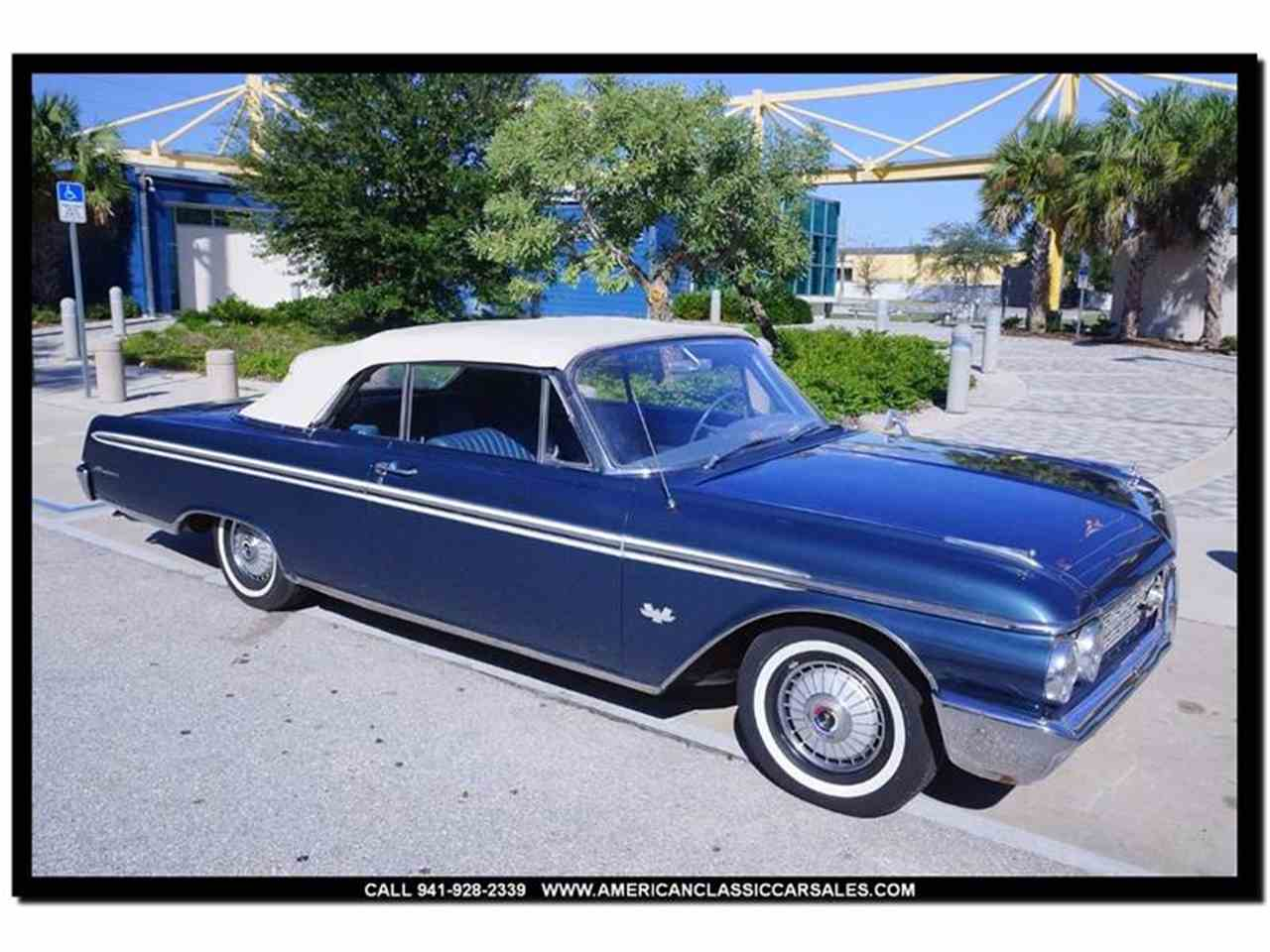 1962 Ford Sunliner for Sale | ClassicCars.com | CC-1049370