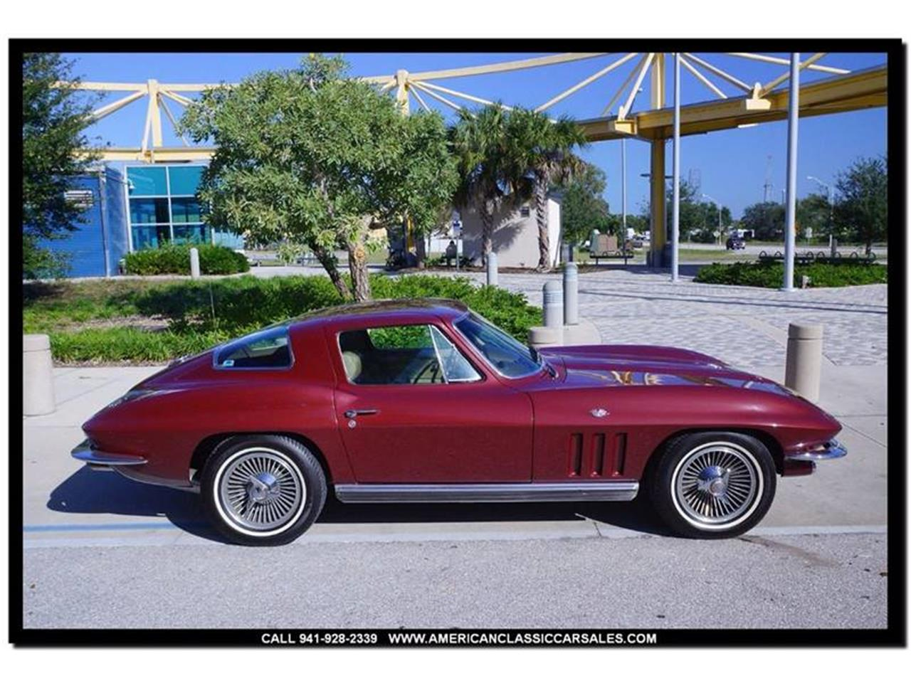 Large Picture of Classic '66 Corvette located in Florida - MHPA