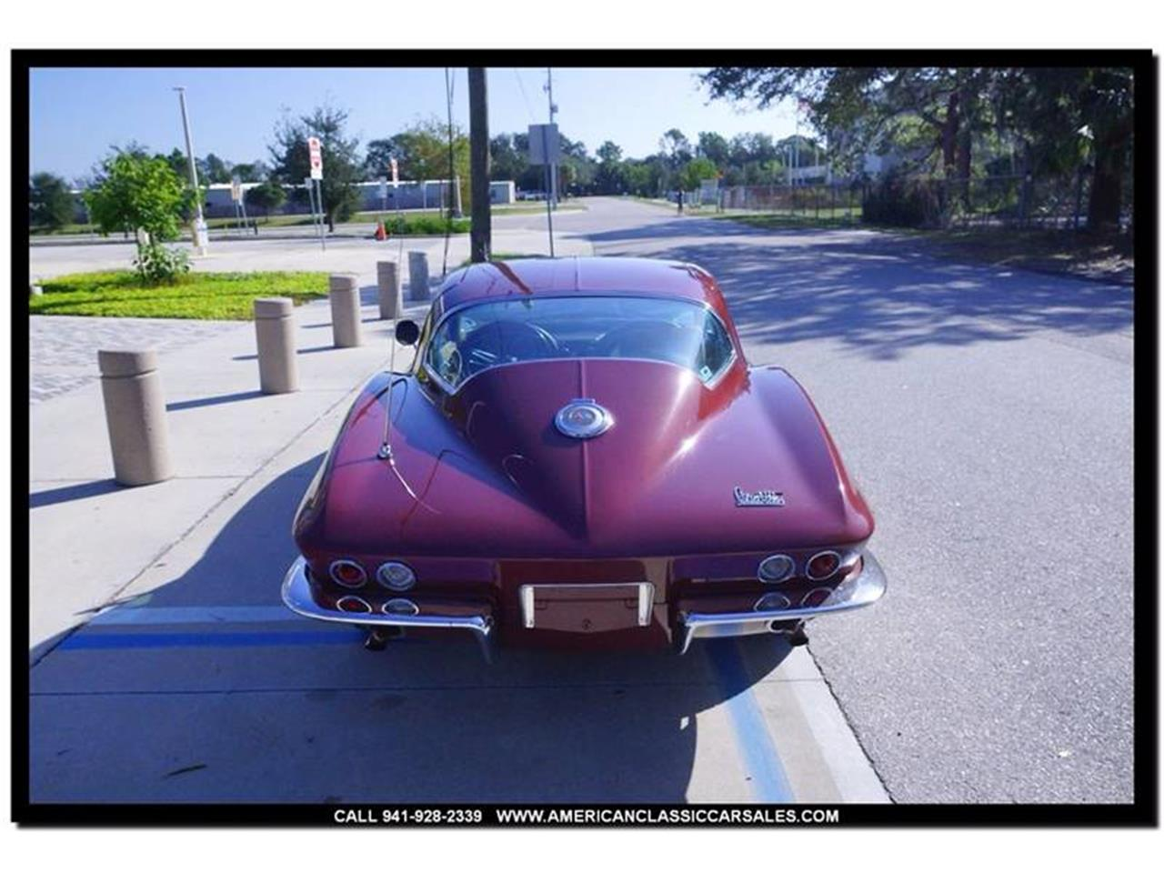 Large Picture of 1966 Corvette located in Sarasota Florida - $74,880.00 Offered by American Classic Car Sales - MHPA