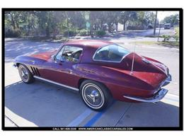 Picture of Classic '66 Corvette Offered by American Classic Car Sales - MHPA