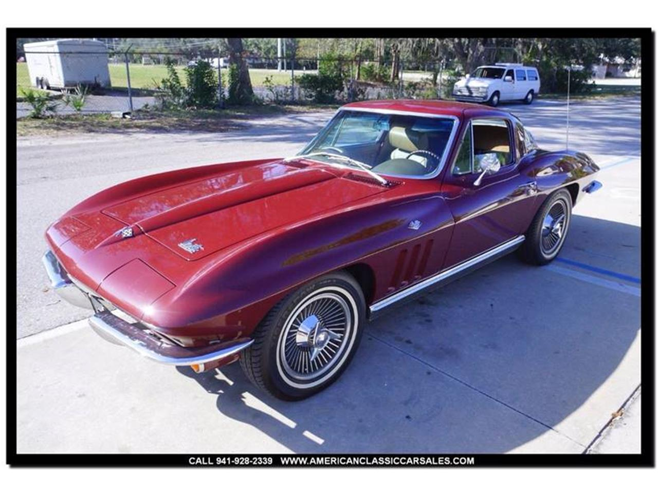 Large Picture of 1966 Chevrolet Corvette located in Florida - $74,880.00 - MHPA