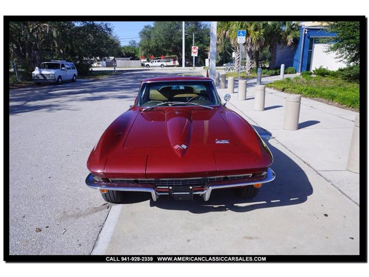 Large Picture of Classic '66 Chevrolet Corvette - MHPA