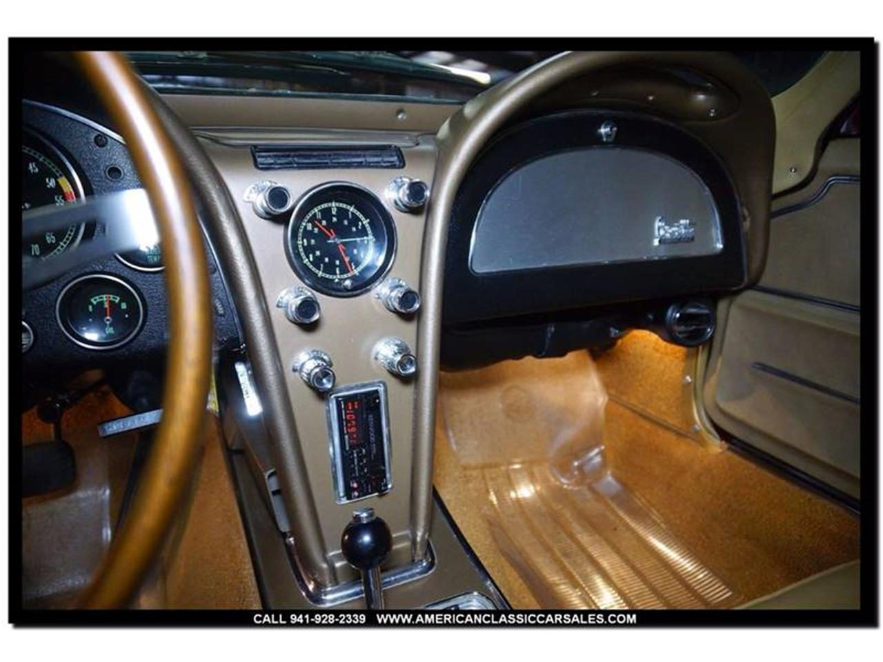 Large Picture of Classic 1966 Chevrolet Corvette located in Florida - $74,880.00 Offered by American Classic Car Sales - MHPA