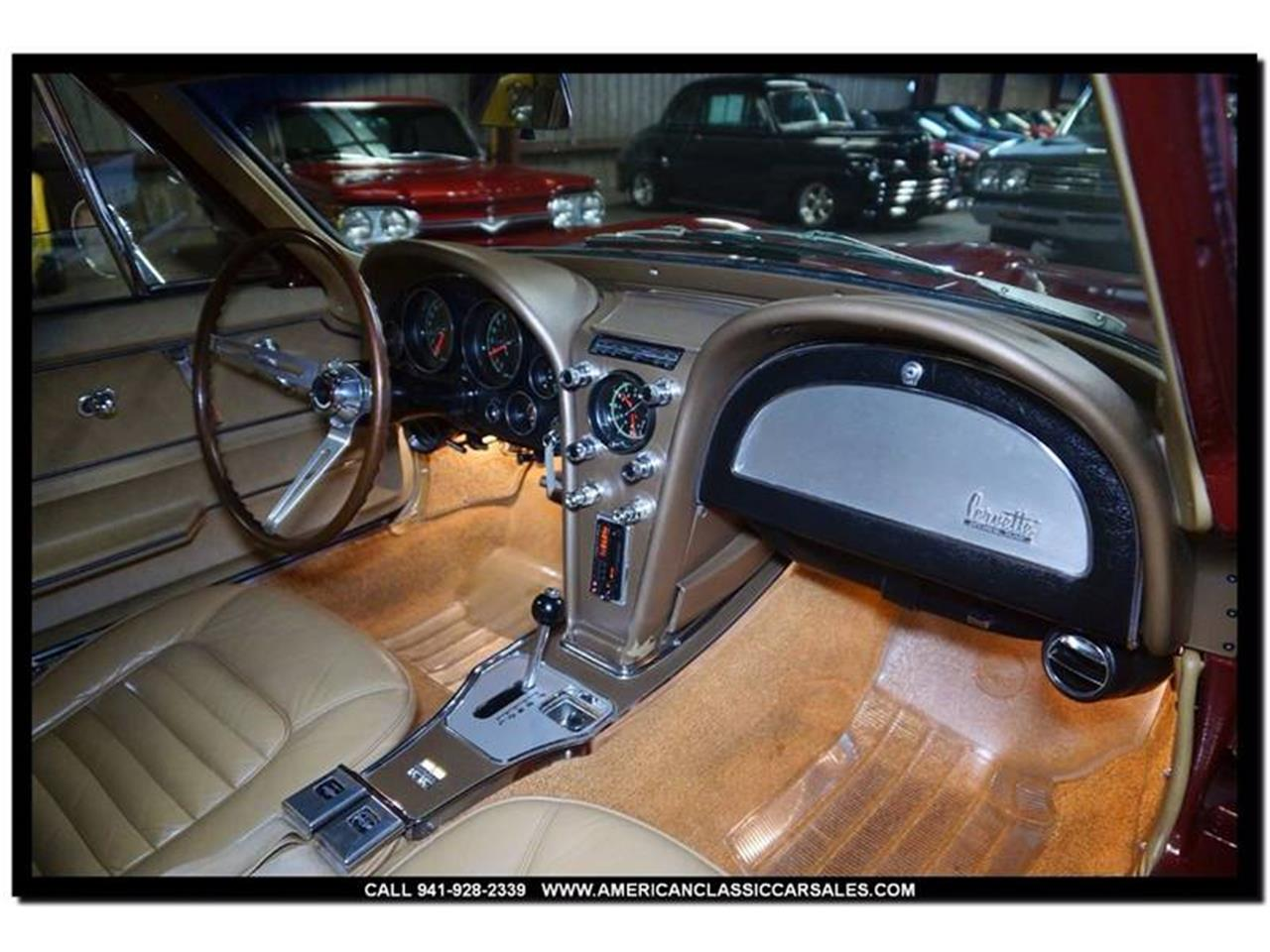 Large Picture of Classic '66 Chevrolet Corvette Offered by American Classic Car Sales - MHPA