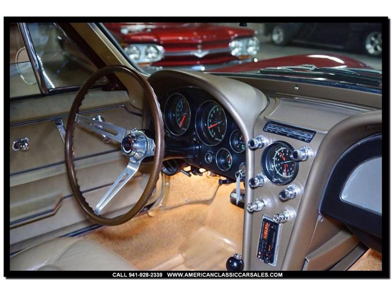 Large Picture of 1966 Chevrolet Corvette - MHPA