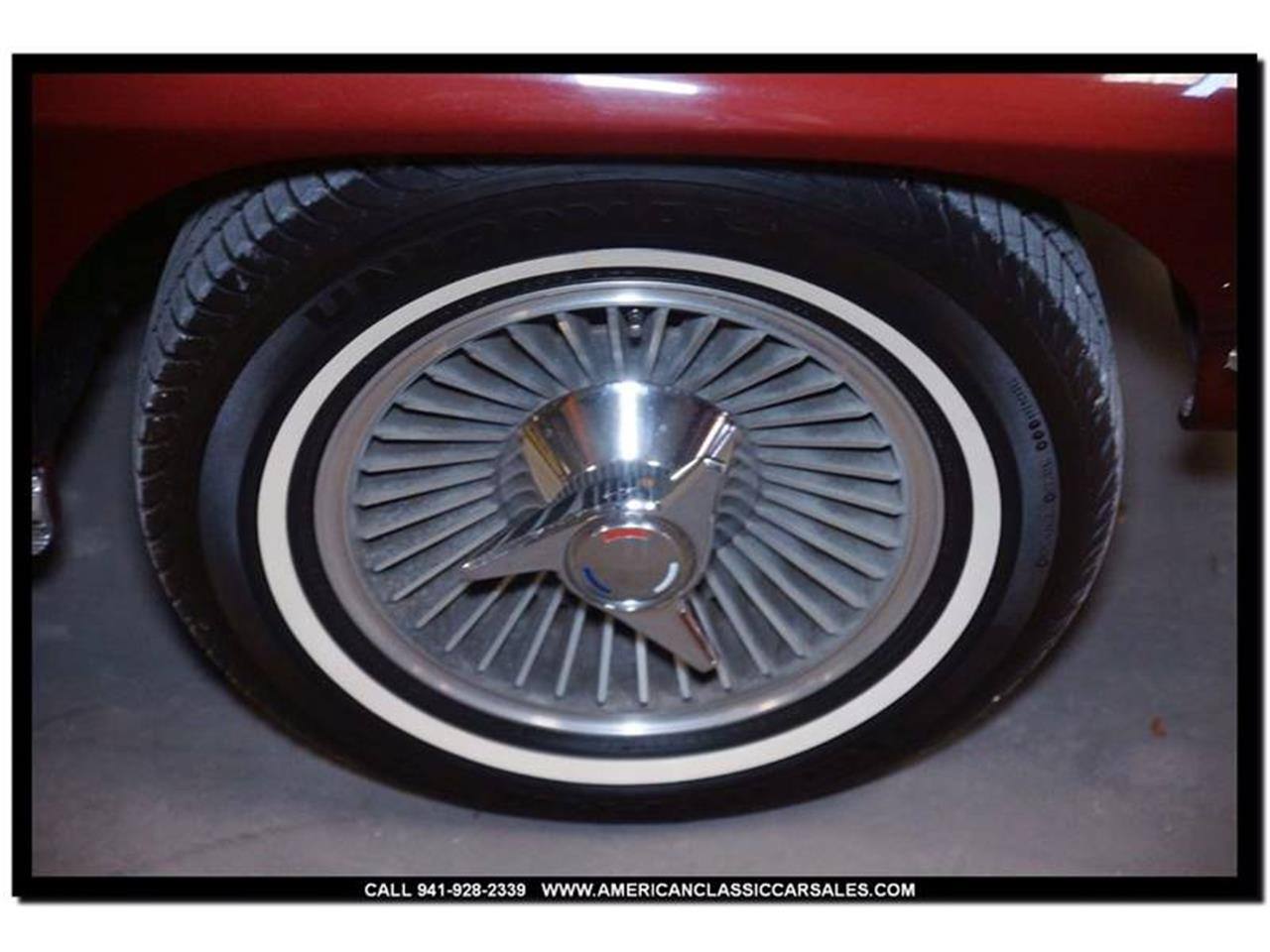 Large Picture of '66 Chevrolet Corvette - $74,880.00 - MHPA