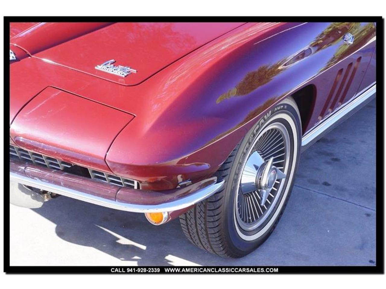 Large Picture of '66 Chevrolet Corvette located in Sarasota Florida - MHPA