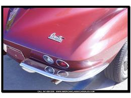 Picture of Classic 1966 Corvette Offered by American Classic Car Sales - MHPA