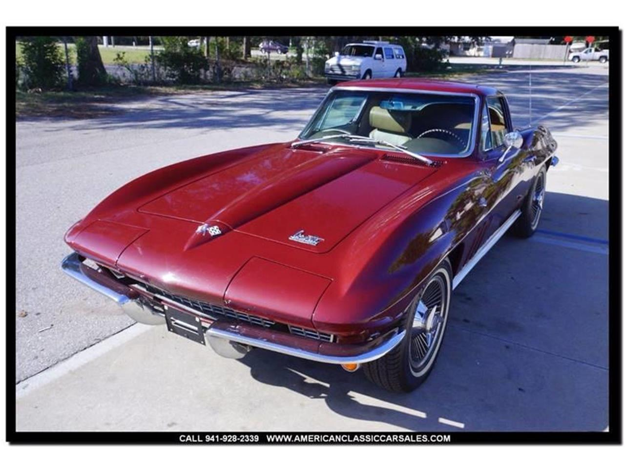 Large Picture of '66 Corvette - MHPA