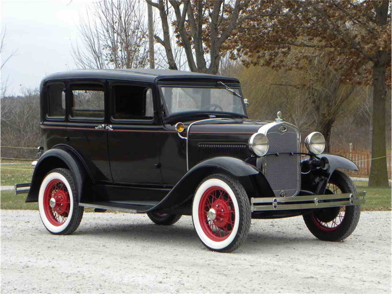 1931 Ford Model A Murray Body Town Sedan for Sale | ClassicCars.com ...