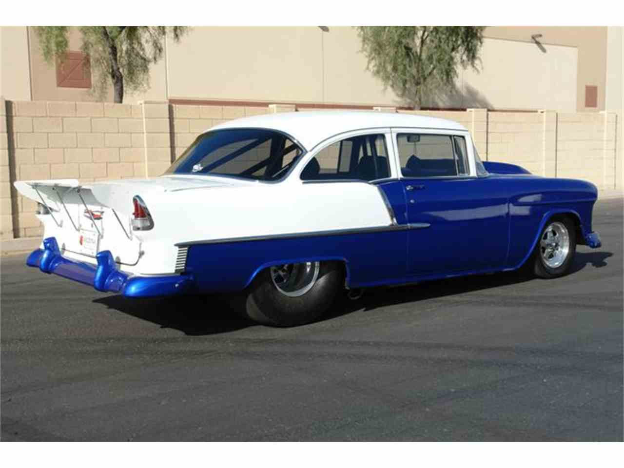 1955 Chevrolet Bel Air for Sale | ClassicCars.com | CC-1049400