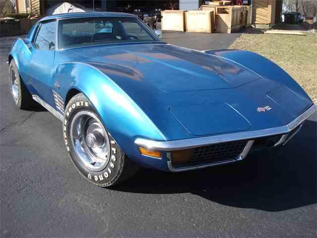Picture of '72 Corvette - MHQD