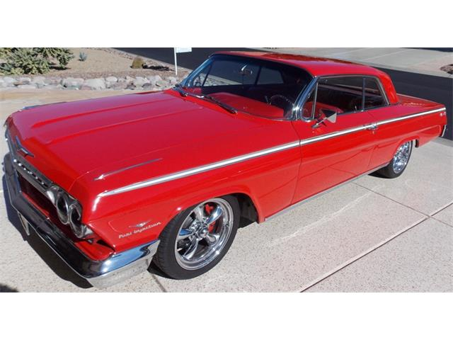 Picture of 1962 Impala SS - $49,900.00 - MHQF