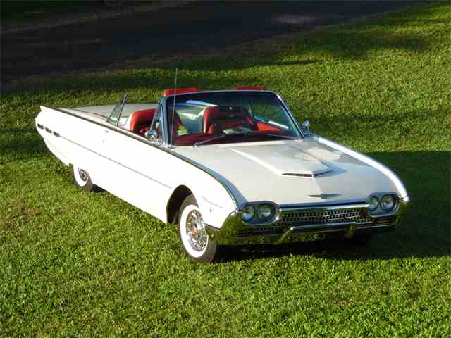 Picture of '62 Thunderbird - MHQG