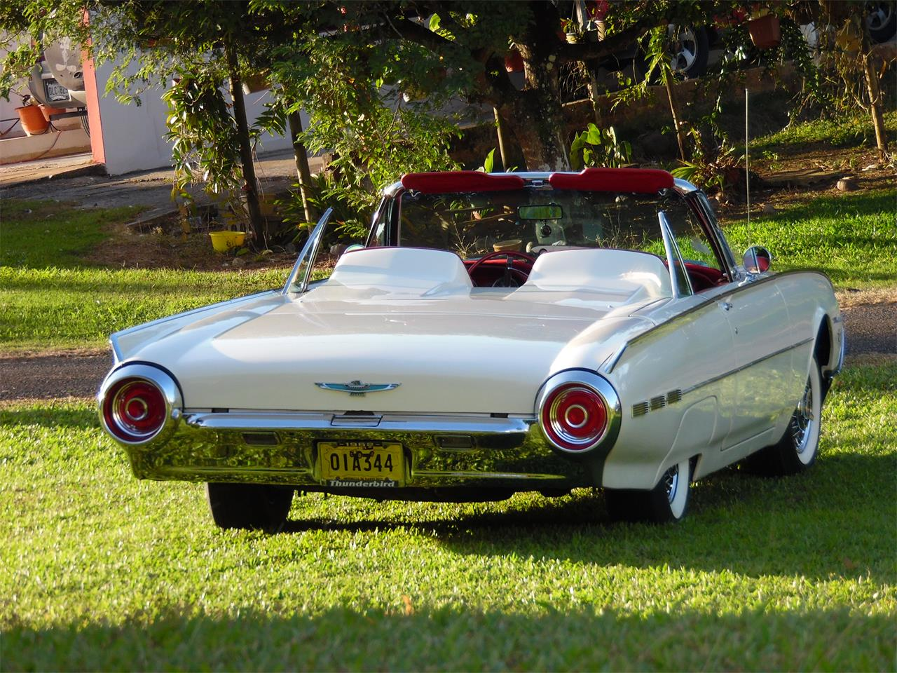 Large Picture of '62 Thunderbird - $55,000.00 - MHQG