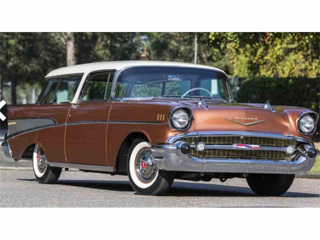 1957 Chevrolet Nomad for Sale   ClicCars.com   CC-1040943