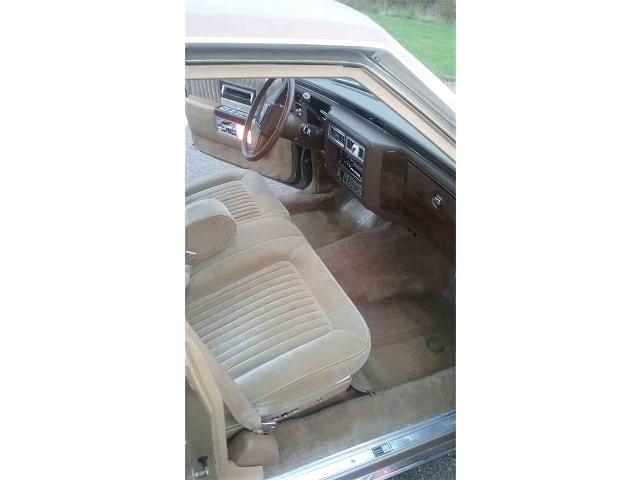 Large Picture of '87 Brougham - MB74