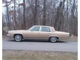 Picture of 1987 Cadillac Brougham located in Mingo Junction Ohio - MB74