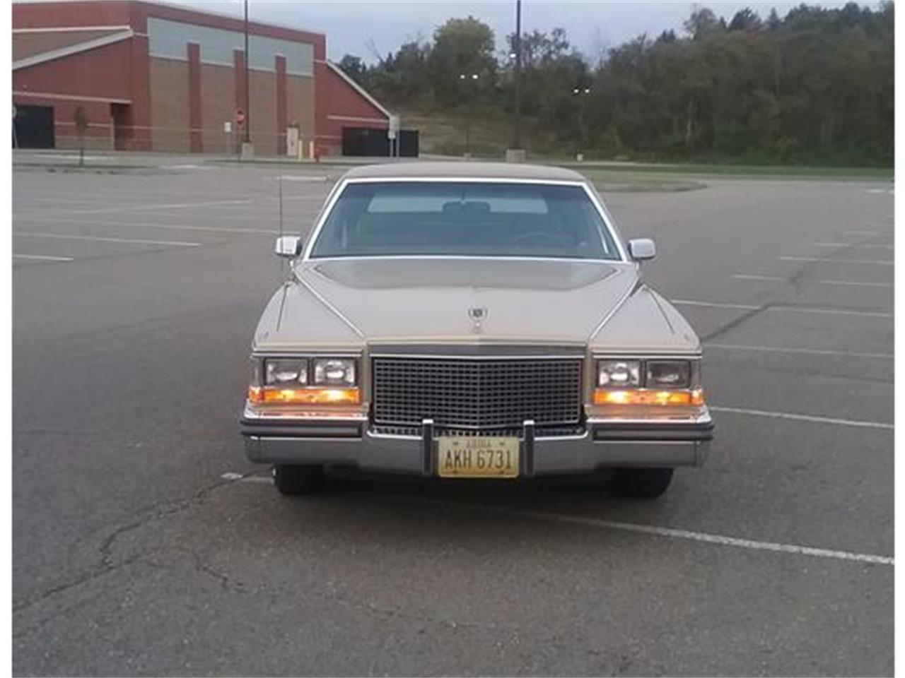 Large Picture of '87 Cadillac Brougham located in Mingo Junction Ohio Offered by a Private Seller - MB74
