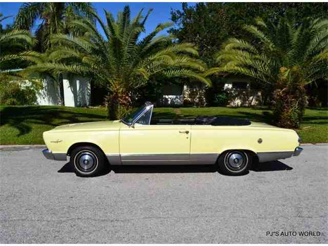 Picture of '66 Valiant - MHSD