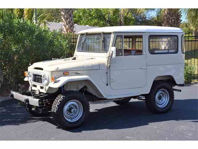Picture of '67 Land Cruiser FJ - MHSI