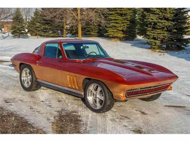 Picture of '66 Corvette - MHSP