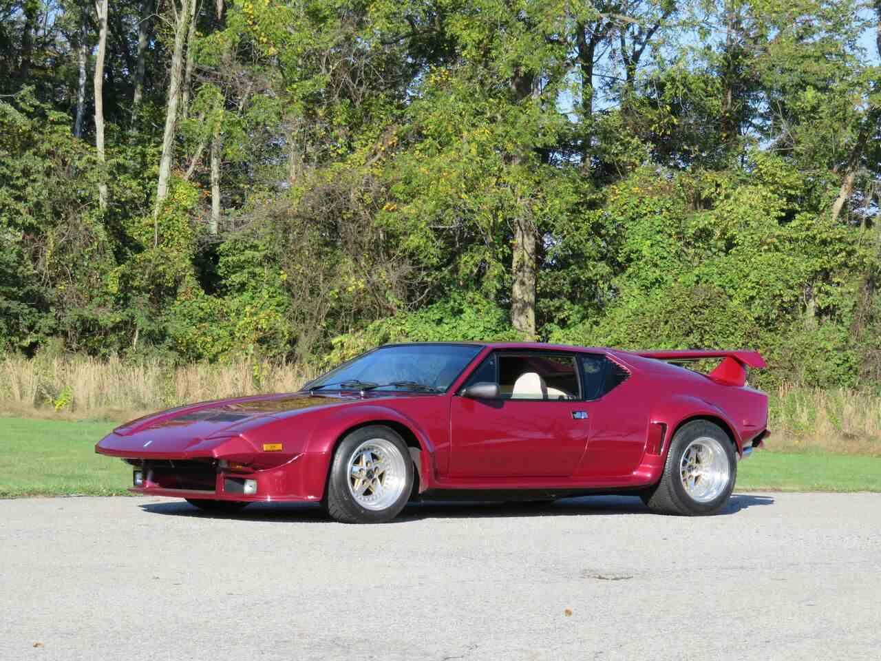 1985 De Tomaso Pantera for Sale | ClassicCars.com | CC-1040950