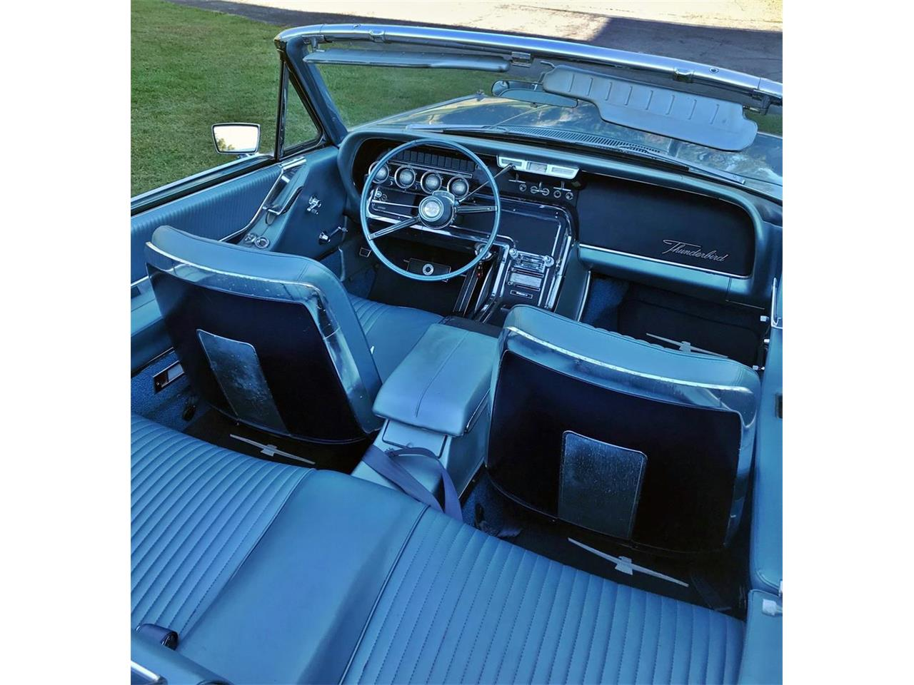 Large Picture of '65 Thunderbird - MB7B