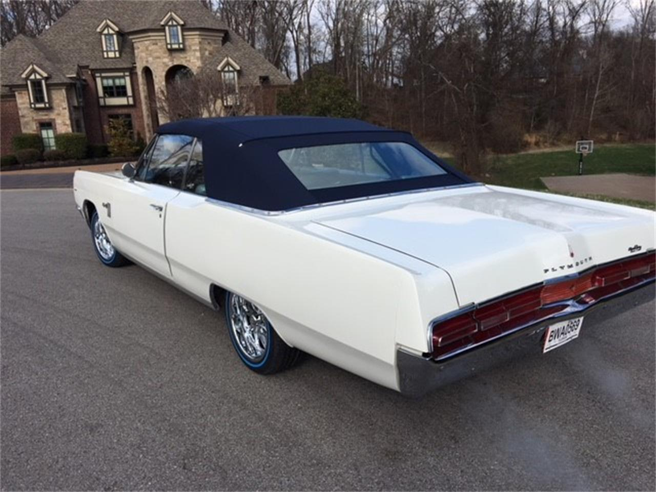 Large Picture of 1967 Plymouth Sport Fury located in Tennessee - $19,999.99 Offered by a Private Seller - MHTG