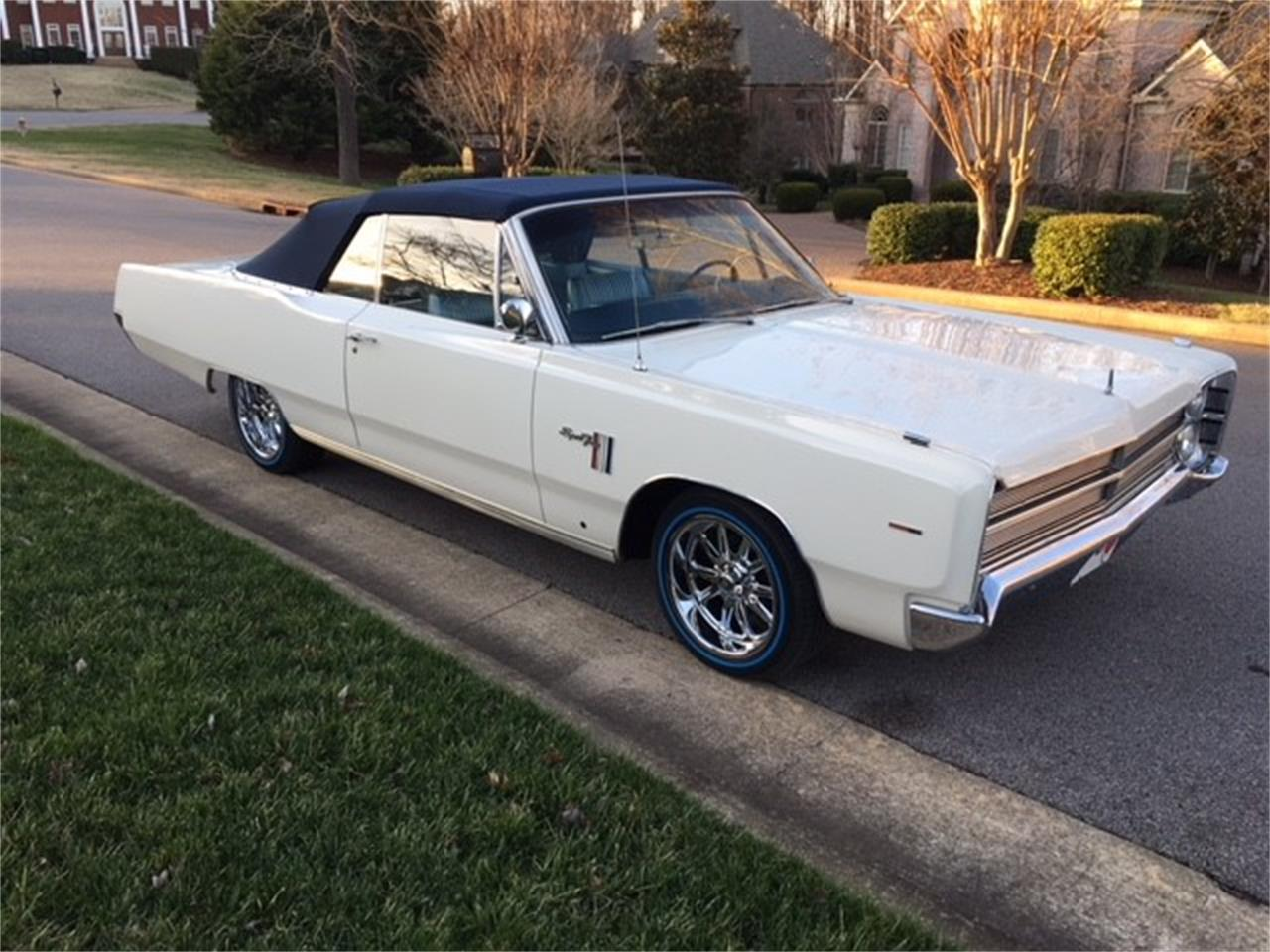 Large Picture of Classic '67 Plymouth Sport Fury Offered by a Private Seller - MHTG
