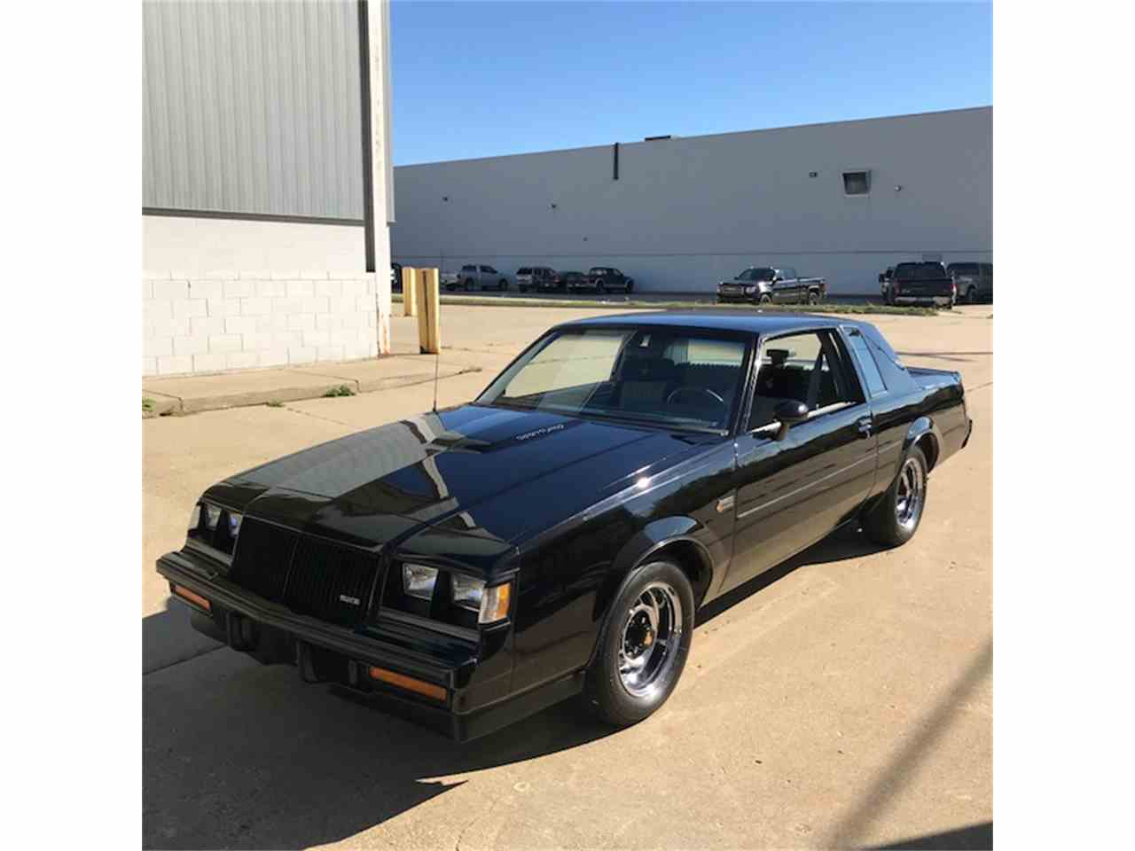 1987 Buick Grand National for Sale   ClassicCars.com   CC-1049535