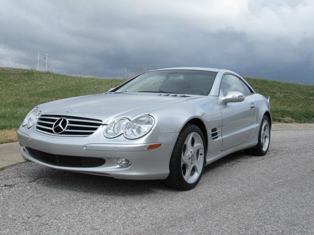 Picture of '03 SL500 - MHTS