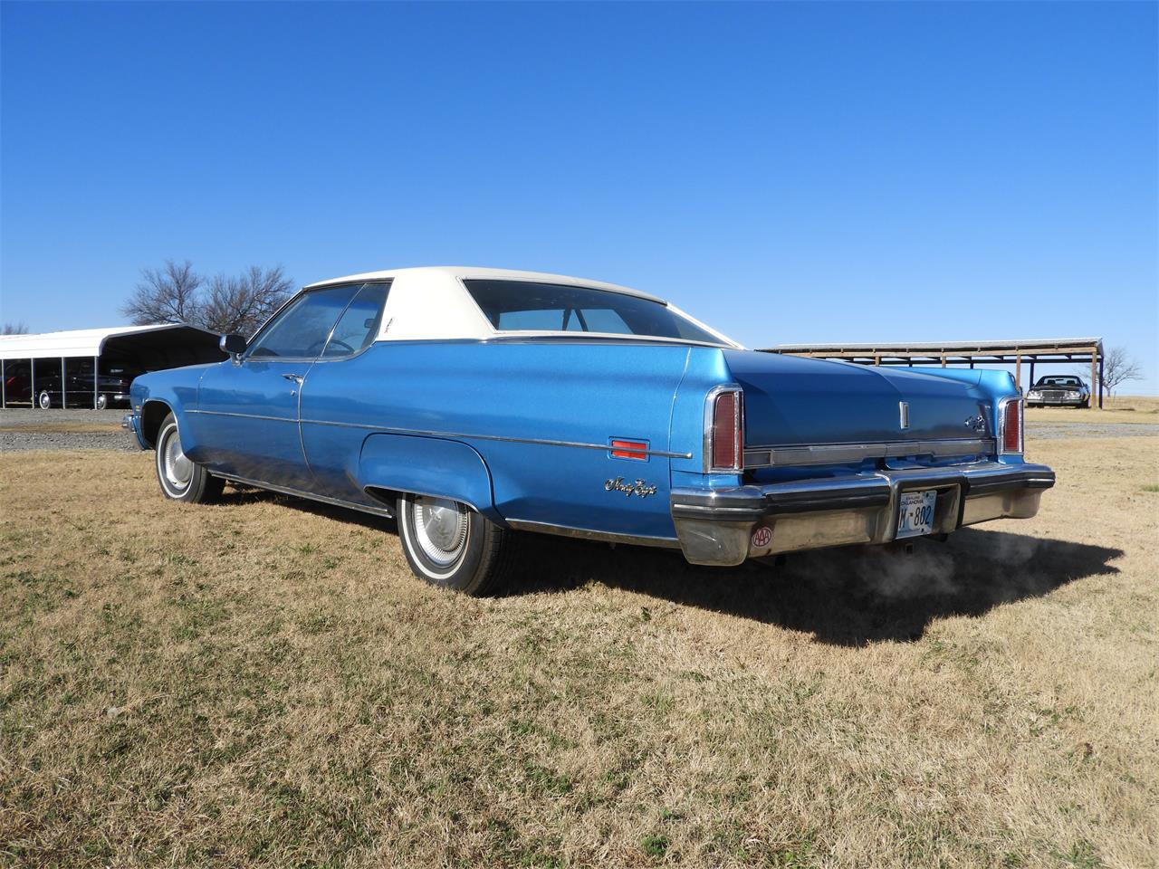 Large Picture of '74 Oldsmobile 98 Auction Vehicle - MHTU