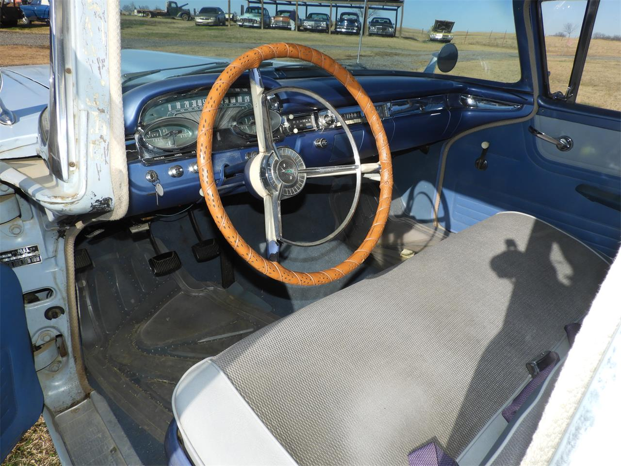 Large Picture of 1959 Edsel Ranger Auction Vehicle Offered by Ball Auction Service - MHU2