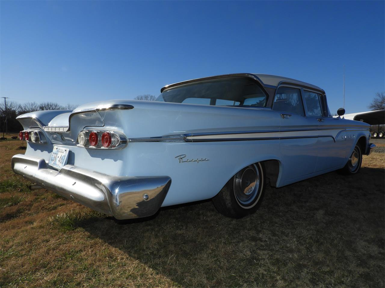 Large Picture of Classic '59 Edsel Ranger Auction Vehicle - MHU2