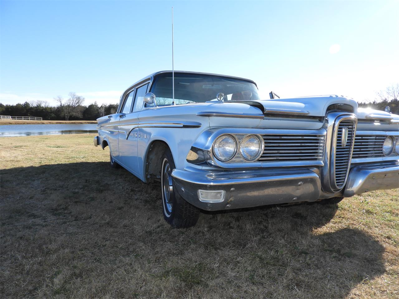 Large Picture of 1959 Edsel Ranger Offered by Ball Auction Service - MHU2