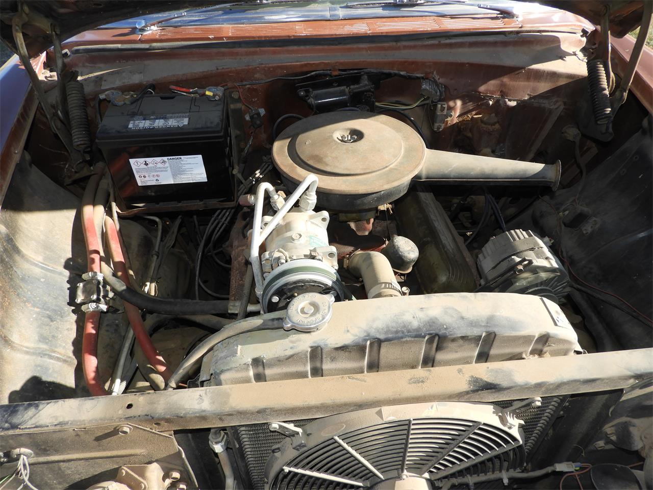 Large Picture of Classic '56 Chevrolet Bel Air located in Oklahoma Offered by Ball Auction Service - MHU4