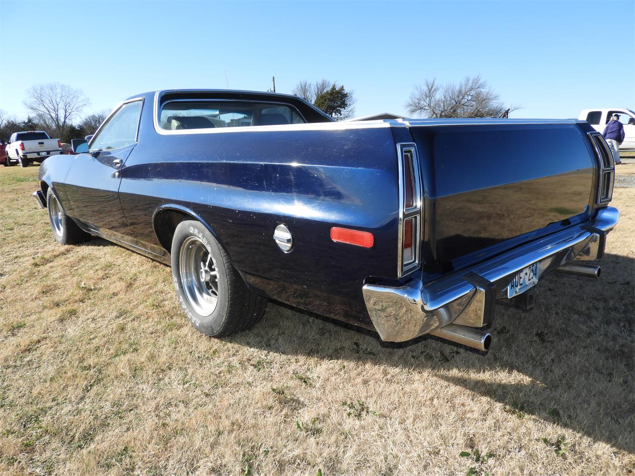 Large Picture of '76 Ford Ranchero located in Shawnee Oklahoma - MHU5