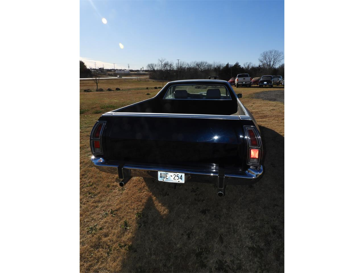 Large Picture of '76 Ranchero located in Shawnee Oklahoma Offered by Ball Auction Service - MHU5