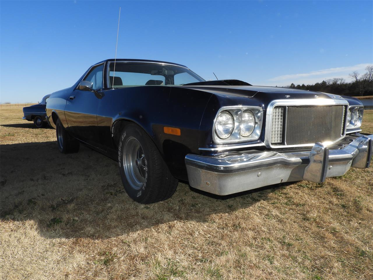 Large Picture of '76 Ranchero Auction Vehicle Offered by Ball Auction Service - MHU5